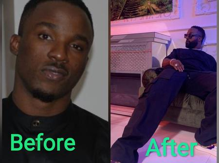 Photos: 13 years after winning project fame, see how Iyanya has changed (physically and career wise)