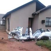 How They Found A Hijacked Mercedes Looking Like In Less Than Two Hours