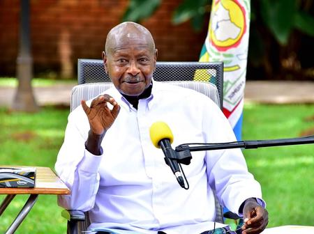 """Idi Amin Was Illiterate"" President Museveni Explodes"