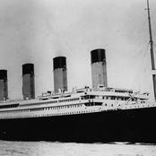See the only man that survived the Titanic ship drowning