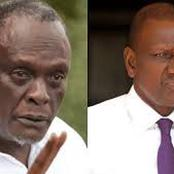 Allegations Emerge on How Murathe And Others Are  Plotting Chaos Ahead Of Ruto's Visit