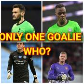 After Saturday And Sunday's EPL Games, See The Only Goalkeeper To Have Kept A Cleansheet