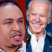 Hours After Joe Biden Cancelled Trump's Entry Ban On Nigeria, See What Daddy Freeze Said