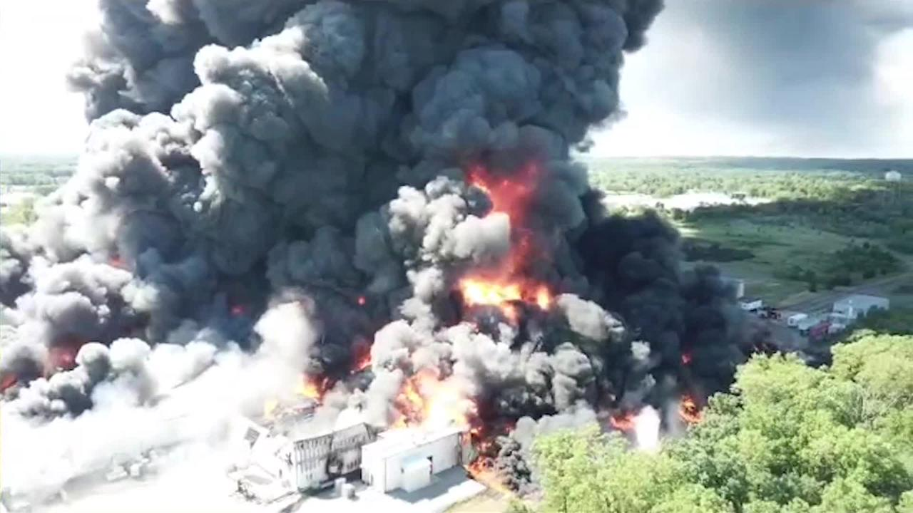 Winnebago County officials declare disaster emergency following Chemtool fire