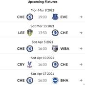 How Many Points Can Chelsea Get From These Next 5 Premier League Fixtures?