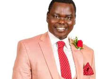 MP Chepkut Delivers Powerful Message as He Meets Eldoret Diocese Bishop