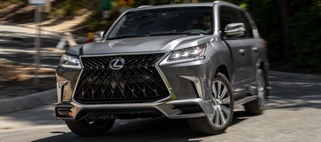 One week with the 2020 Lexus LX 570—Big Grille, Big SUV