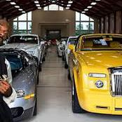 See Photos Of Snoop Dogg Massive Mansion And His Cars Collection