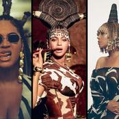 Check Out These 8 Beautiful African Hairstyles Beyonce Used In Her New Film (Photos And Origin)