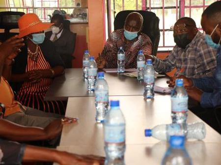 Speculations High After Kibwana Convenes An Executive Meeting With ODM Allies, They Take This Path