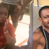 Lagos Police Finally Sacked Cop Who Shot His Girlfriend In The Mouth Last Year In Opebi