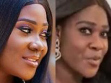 Mercy Johnson Stuns In Latest Hairstyle, Check Out How She Is Looking (Photos)
