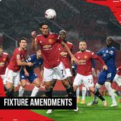 Confirmed: Four Of United's Five Fixtures In February Has Been Scheduled, Check The Date And Time