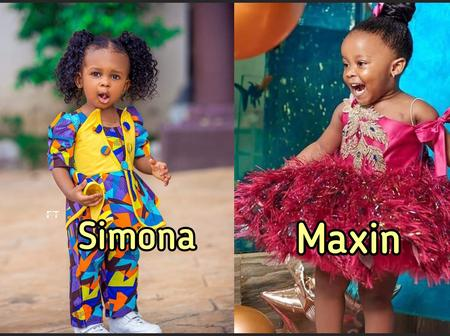 Celebrity Kids Battle: Simona Vs Baby Maxin - Find Out Who is More Beautiful