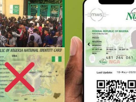 See The Recent Announcement That Was Made By The FG Concerning NIN Registration in Nigeria