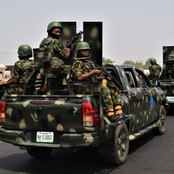 Mixed Reactions As Army Headquarters Break Silence Over The News Of 100 Soldiers That Run Away
