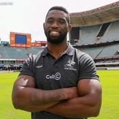 SA rugby captain Siya Kolisi to be executive producer for a short film