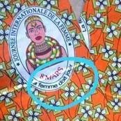 Journée internationale de la femme : les écritures sur ce pagne suscitent des polémiques