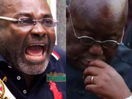 If this is the case then I will declare myself independent- Kennedy Agyapong 'angrily' speaks