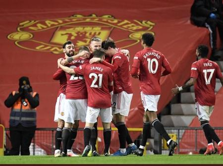 UEFA reacts after Man Utd defeated West Ham United 1-0 to extend their unbeaten run (Photos)