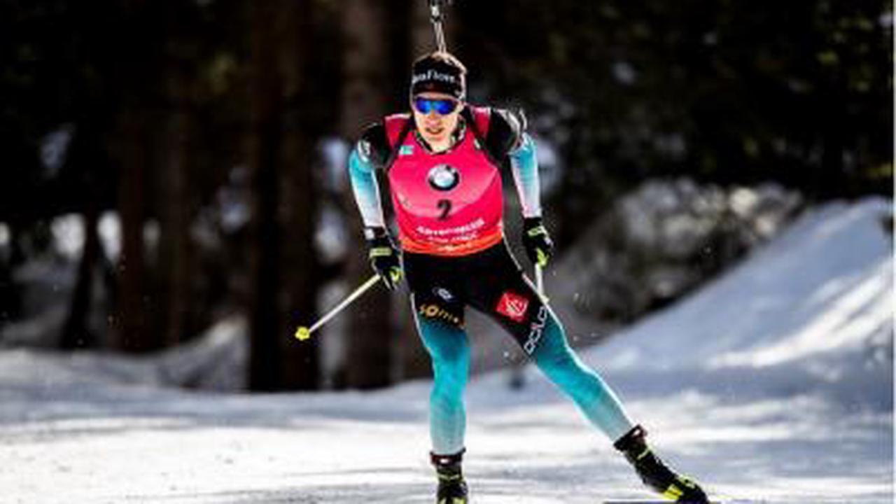 Mondiaux de biathlon : deux français sur le podium