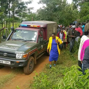A Missing Matatu Driver Found Dead In The Bush Tied With A Sisal Rope