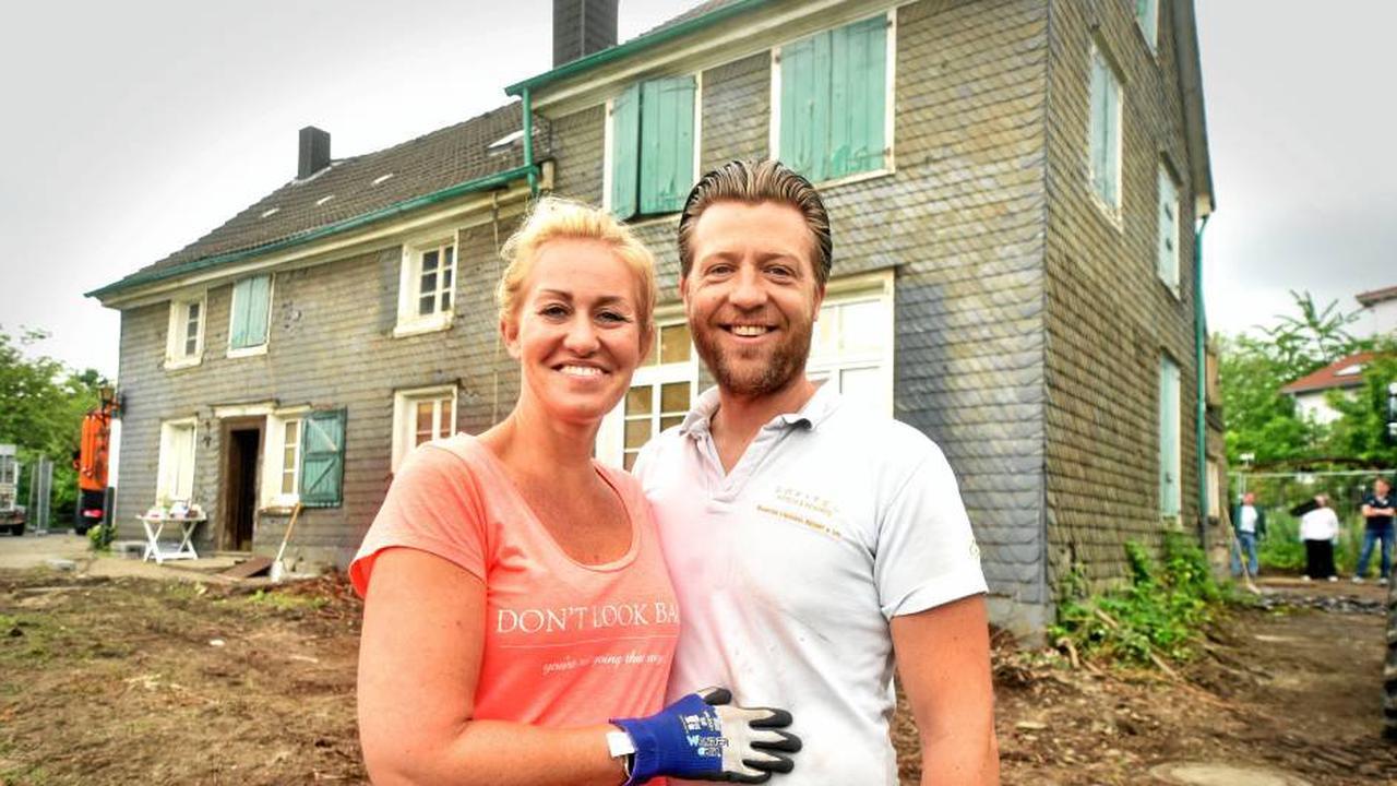 Familie rettet das älteste Wohnhaus in Tönisheide