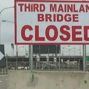 Lagos State to shut down third mainland bridge because of this