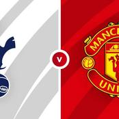 Here Is How Tottenham And Manchester United Might Lineup