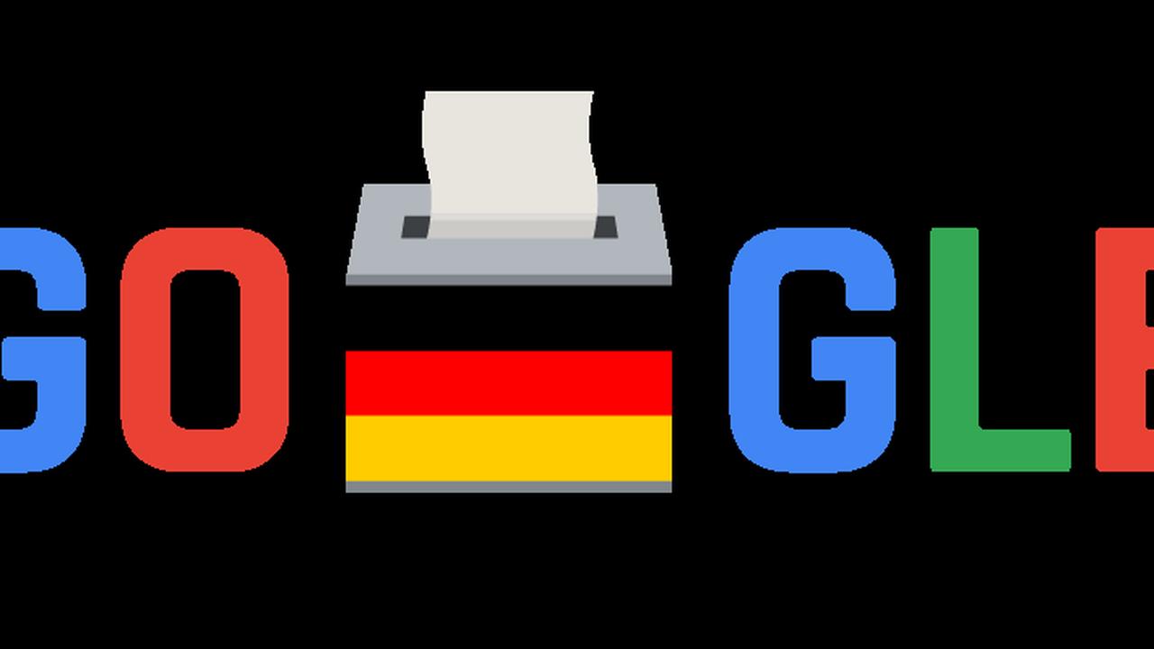 Google Doodle heute: Thema Bundestagswahlen 2021: Eine Anleitung zum Wählen