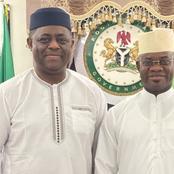 Femi Fani-Kayode backs Yahaya Bello for Presidency In 2023