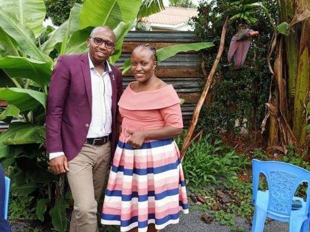 Is Wamucii Wa Kimyari's Hubby Ready To Venture Into Politics?
