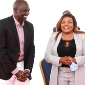 Kirinyaga Women Representative Purity Ngirici Is Set To Host DP William Ruto In Kirinyaga County