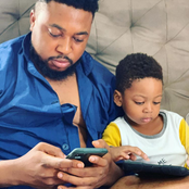 Nosa Rex's Children Are Beautiful, See Lovely Recent Photos Of Them