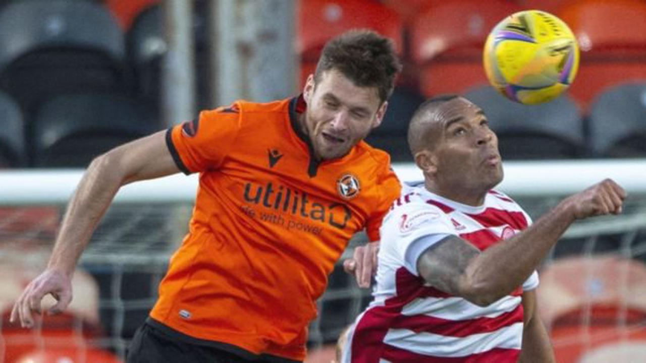 Dundee United: Tam Courts gives update on Ryan Edwards and Jamie Robson speculation and Terrors' injury situation
