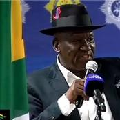 Cele: The increase in murder more especially women is really a matter of concern currently in SA.