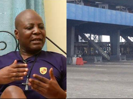 Controversial Activist, Charly Boy Speaks On #OccupyLekkiTollGate Protest, Read What He Said