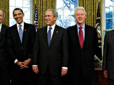 Opinion: This Is the Most Loved U.S. Presidents of All Time