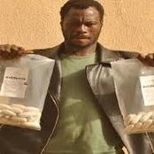 36-year-old man caught in drug trafficking.