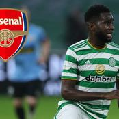 Arsenal are Reportedly Set to Compete With Leicester City in The Race to Sign Odsonne Edouard