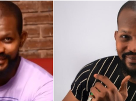 You are not a good husband if you don't give your wife 300k to start up a business - Actor Uche M.