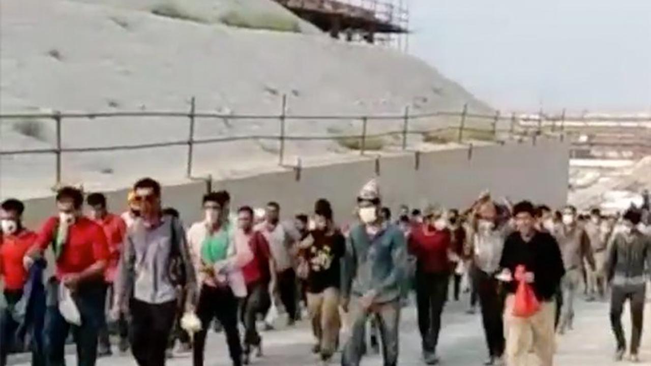 Iran-dossier. Les travailleurs iraniens de l'industrie pétrochimique se mettent en grève
