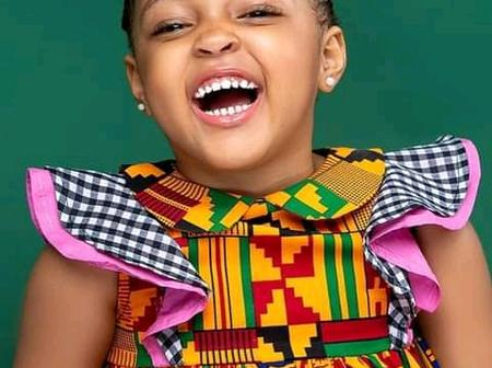 Adorable Ankara Outfits For Lovely Kids