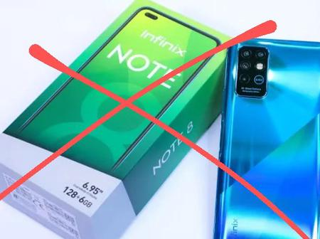 Don't Buy The 'New' Infinix Note 8. Here are 5 Reasons You Shouldn't