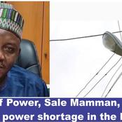 Federal Government apologized to Nigerians over recent Power Outages across the Nation.