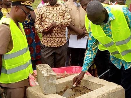 Sakassou : sous l'impulsion du Dircab d'Hamed Bakayoko, plusieurs logements de maîtres en travaux...