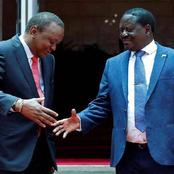 Omanga Reacts After Allegations Emerged That Handshake Between Uhuru And Raila is Collapsing