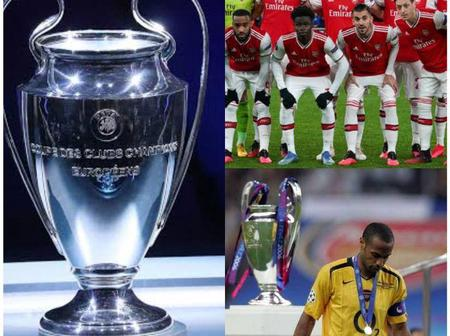 Forget About Arsenal, Check Out Other Big Teams Who Have Not Won The Champions League Title.