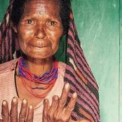 Meet The Tribe where People Have To Cut Off Their Fingers When Someone Dies