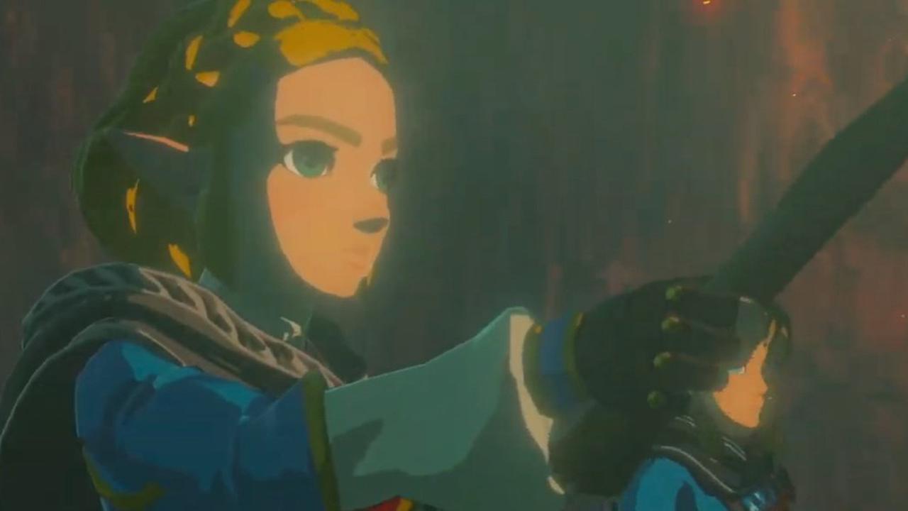 The Legend of Zelda: Breath of the Wild 2: Erste Spielszenen im E3-Trailer; Veröffentlichung erst 2022